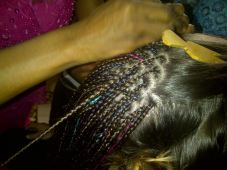 Called a 'million braids' for a reason